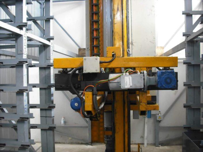 Revamping magazzini automatici
